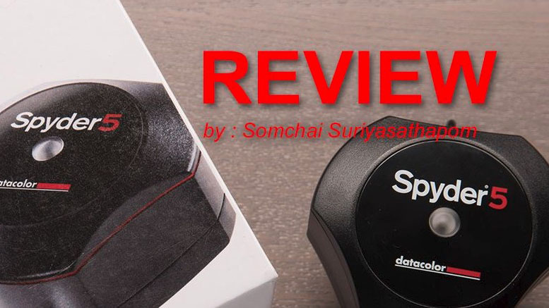 Spyder 5 ELITE Review