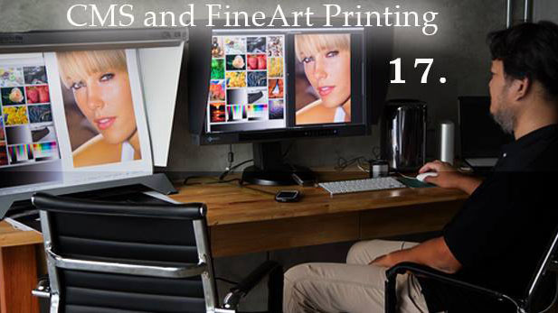 CMS for Photography and Fine Art Printing รุ่น 17