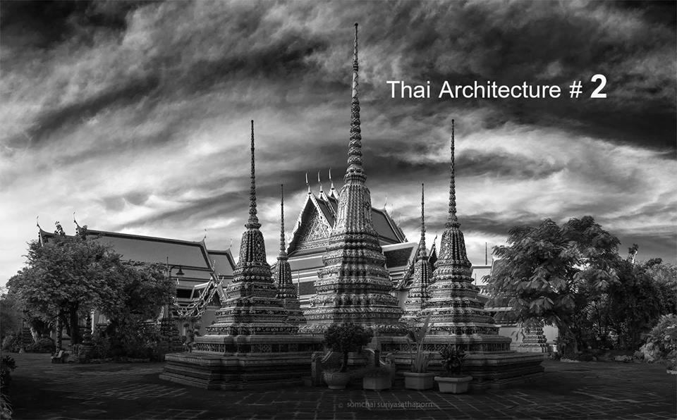 Thai Architecture Photography 2
